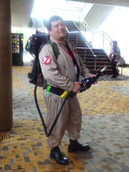 Ghost Busters Cosplay by GamerZone18