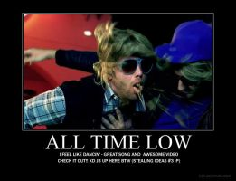 All Time Low Motivational by IappearToBeSpy