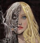 Smoking: Deterioration (Make Ugly Contest) by SynAethra