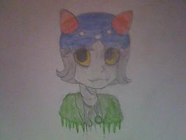 Nepeta by Collieh