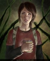 Ellie from The Last of Us by Warmics