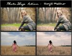 Soft Retro Action by kailay