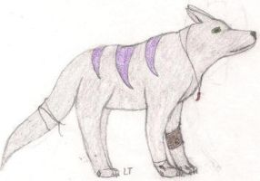 Lotus-Wolf by LotusTwister