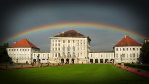 Nymphenburg Palace by friedapi
