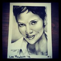 Halle Berry by cxsr9