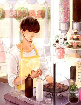 Bakery by instantmiso