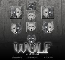 WOLF for ObjectDock by PoSmedley