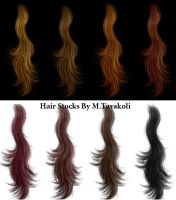 Hair Stocks 2 by MasoumehTavakoli-Art