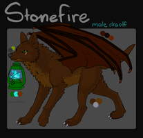 Stonefire reference by ValllaV