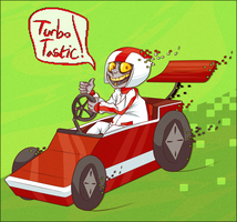Turbo Time by Silouxa