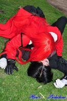 Grell Attack by Gala-maia