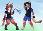 Pets design furry argentina by XnanchoX