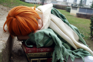 D. Gray-man - I Fell Asleep by LobaLemu