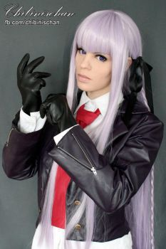 Dangan Ronpa: Kirigiri Kyouko Preview by chibinis-chan