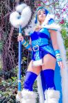 Cosplay Crystal Maiden - Dota 2 by bruhmegam