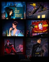 One Night In Gotham by Des Taylor by DESPOP
