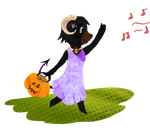 PKMN - Crossing : Day of the Dead by Mellomeme