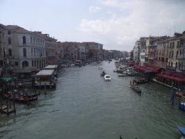 Grand Canal by Ungatt