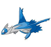 Latios by k9player