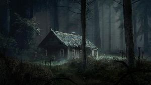 The Cabin in the woods by EvaKedves