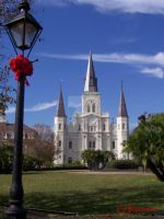 St Louis Cathedral by CreoleTownhouse