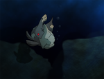 Favourite Rock-type Pokemon: Relicanth by Kumata