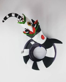 Beetlejuice Sandworm Wreath by LittleCritters00