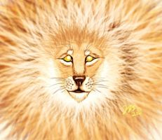 The Sun Lion by WolfScribe