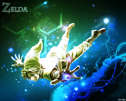 Zelda Wallpaper by Jose1208