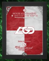 TI3 Banners - LGD.China by goldenhearted