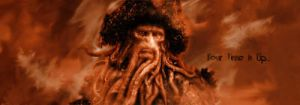 Davy Jones Smudge by TrevorMalifactor