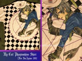 Ciel Phantomhive Shirt by MoPotter