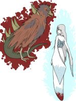 NirVanA Bestiary: 03 by thelivingmachine02