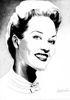 Patti Page by Viktalon