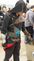 Assasin Cosplay at MAGfest by Macabre-Kaiser