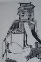 My First Charcoal Drawing by Haruka--chan