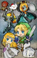 Twilight Princess by tachiik