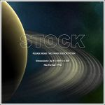 Planets Source Files: Saturn by Hameed