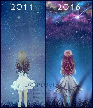 I still wish [Before/After] by Pluvias