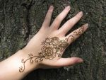 Back To School Henna by WaterLily-95