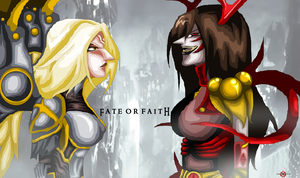 Fate or Faith by AngelKiller666