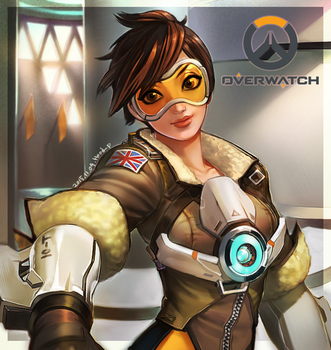 1. OVERWATCH by Hooded-parrot