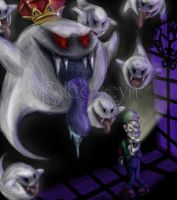 The Haunt is Reopen by Iceveyns