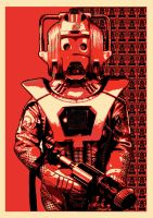 cyberman obey by colgreyis