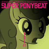 Super Ponybeat Vol. 041 Mock Cover by TheAuthorGl1m0