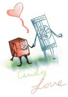 candy love by miquashi