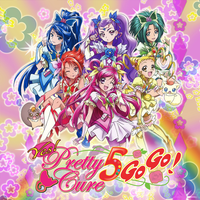 Yes Pretty Cure 5 GoGo 1 by frogstreet13