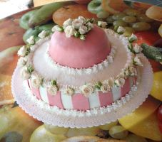 wedding cake by bocetta