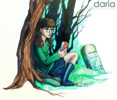 Daria. by sunshiver