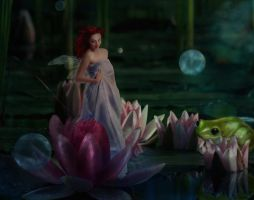 Lily Fairy by PattiPix